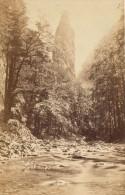 Grande Chartreuse Pic De L'Oeillette Isere Second Empire CDV Photo 1865 - Old (before 1900)
