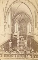 Grande Chartreuse Eglise Du Couvent Intérieur Isere CDV Photo 1875 - Old (before 1900)