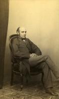 France Paris Homme Mode Du Second Empire Ancienne CDV Photo Dubordieu 1860's - Photographs