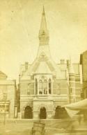 Royaume Uni Luton Eglise Ancienne CDV Photo Taylor 1865 - Photographs
