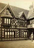 Royaume Uni Warwick Leicester Hospital Ancienne CDV Photo Bedford 1865 - Photographs