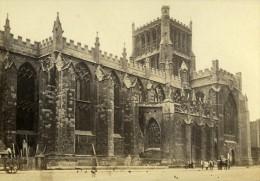 Royaume Uni Bristol Cathedrale Ancienne CDV Photo Bedford 1865 - Photographs