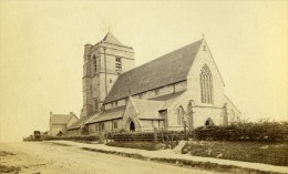 Royaume Uni Surrey Richmond Hill Ancienne CDV Photo Seeley 1865 - Photographs