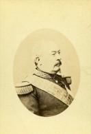 France Paris Marechal François Bazaine Ancienne CDV Photo Lefevre 1865 - Photographs