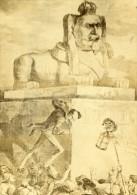 France Paris Rochefort Tentant De Renverser L Empire Ancienne CDV Photo Anonyme 1865 - Photographs