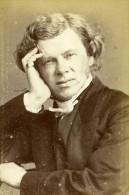 Royaume Uni Londres Dean John Saul Hawson Ancienne CDV Photo Elliott & Fry 1865 - Old (before 1900)