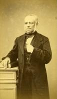 France Personnalité De Mayenne Laval Procureur Duret Ancienne CDV Photo Neumann 1865 - Photographs