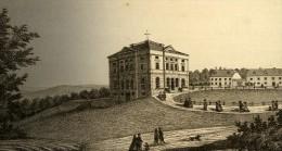 Allemagne Wiesbaden Platte Ancienne CDV Photo 1870 - Anciennes (Av. 1900)