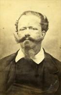 Italie Milan Le Roi Victor Emmanuel Ancienne CDV Photo Duroni 1870 - Photographs