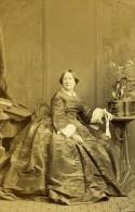 Theatre Anglais Londres Actrice Ellen Kean Ancienne CDV Photo Southwell 1865 - Photographs