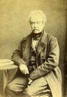 Politicien Anglais Londres Colin Campbell 1st Baron Clyde Ancienne CDV Photo Watkins 1865 - Photographs