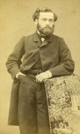 Aristocratie Francaise Paris Docteur Henry Byasson Ancienne CDV Photo Petit 1870 - Photographs