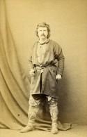Saison Theatrale Londres Henry Gartside Neville Acteur Ancienne CDV Photo LSC 1864 - Old (before 1900)