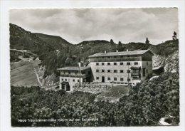GERMANY  - AK 227876 Neue Traunsteiner-Hütte 1580 M Auf Der Reiteralpe - Deutschland