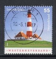 Allemagne Fédérale - Germany - Deutschland 2005 Y&T N°2300 - Michel N°2474 (o) - 55c Phare De Westerheversand - Gebruikt