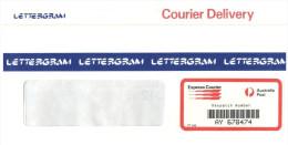 (730) Australia - Courrier Delivery Special Envelope - Australia Post - Lettergram - Australia