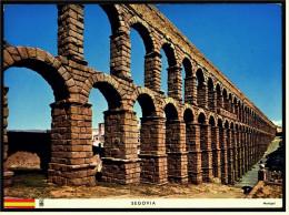 Segivia  -  Roman Aqueduct  -  Ansichtskarte Ca. 1970   (4408) - Segovia