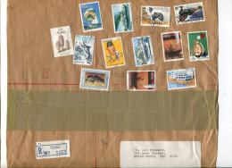 (special 8) Australia - Registered Large Envelope (front Panel Only) - 1980´s - Australia