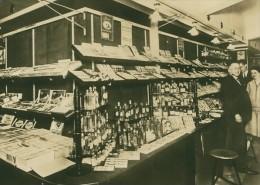 Leipzig Fair Cosmetics Kosmetik Exhibit Old Photo 1930