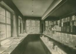 Leipzig Fair Paper Papier Exhibition Old Photo 1930 - Leipzig