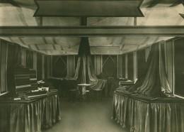 Leipzig Fair Textile Textil Exhibit Old Photo 1930