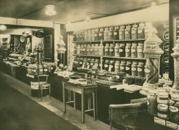 Leipzig Fair Lebensmittel Grocery Store Old Photo 1930