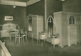 Leipzig Fair Möbel Furniture Exhibit Old Photo 1930 - Leipzig