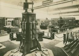 Leipzig Fair Hardware Tools Exhibit Old Photo 1930 - Leipzig