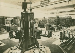Leipzig Fair Hardware Tools Exhibit Old Photo 1930