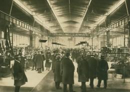 Leipzig Trade Fair Textile Machines Exhibit Photo 1930 - Leipzig
