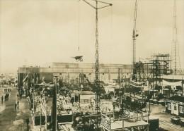 Leipzig Fair Bau Industrie Exhibition Old Photo 1930