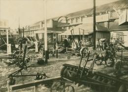 Leipzig Fair Landwirtschaft Agriculture Old Photo 1930