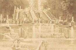 St Cloud Les Grandes Eaux Fountain France Photo 1880' - Photographs
