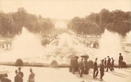 Animated Versailles Castle Fountain France Photo 1890 - Photographs