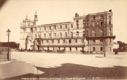 Saint Germain Castle Facade France Old Photo 1890' - Photos