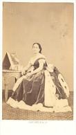 Henriette Monroze Soprano Early Opera CDV Photo 1860' - Photographs