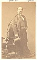 Morelli Baryton Early Opera Old CDV Photo 1860' - Photographs