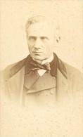 Regnier Actor Comedie Française Old CDV Photo 1860 - Photographs
