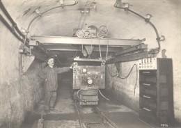 Coal Mine Worker Eletricity Lens France Old Photo 1920 - Photographs