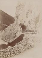 Alpes Mercantour Chasseurs Alpins Military Photo 1902 - War, Military