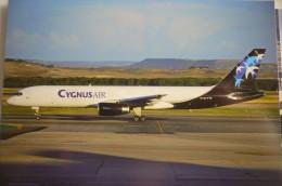 CYGNUS AIR   B 757 256   EC FTR - 1946-....: Moderne