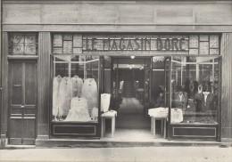 Fashion Clothing Shop Lille France Jacquart Photo 1930 - Photographs