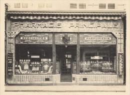 Pharmacy Perfume Shop Lille France Art Deco Photo 1930 - Unclassified