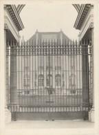 Wrought Iron Gate France Art Deco Jacquart Photo 1930' - Unclassified