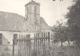 Vieux Thann Church Alsace WWI WW1 Military Old Photo - Guerre, Militaire