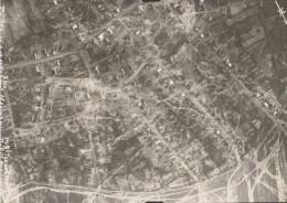 Romania Maxineni Trench Military Aerial Photo WWI 1917 - Aviation