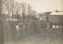 Vosges Nivelle Visit WWI Military Scene Old War Photo - War, Military