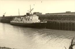 Steamer Boarding Boat France Old Photo 1930' - Non Classés