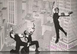 Rascals Trio Acrobats France Circus Old Photo 1950' - Photographs