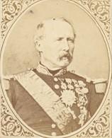 President Marshall Mac Mahon France Old CDV Figaro 1875 - Old (before 1900)